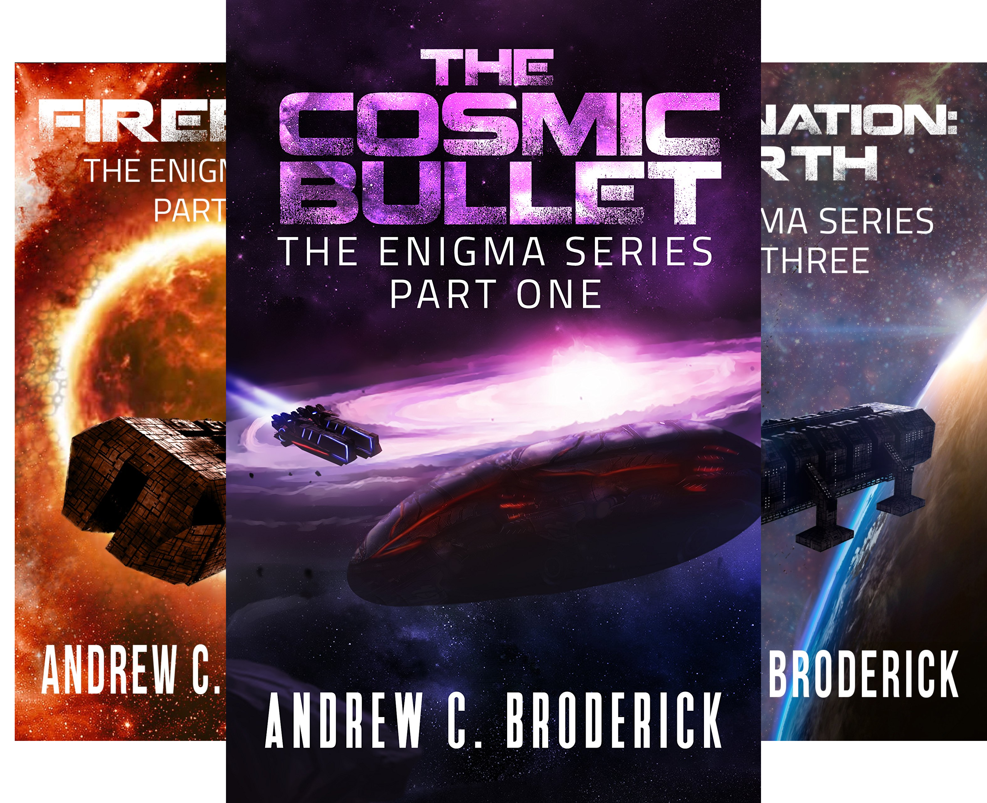 The Enigma Series (5 Book Series)