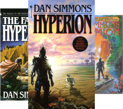 Hyperion Cantos (4 Book Series) by  Dan Simmons
