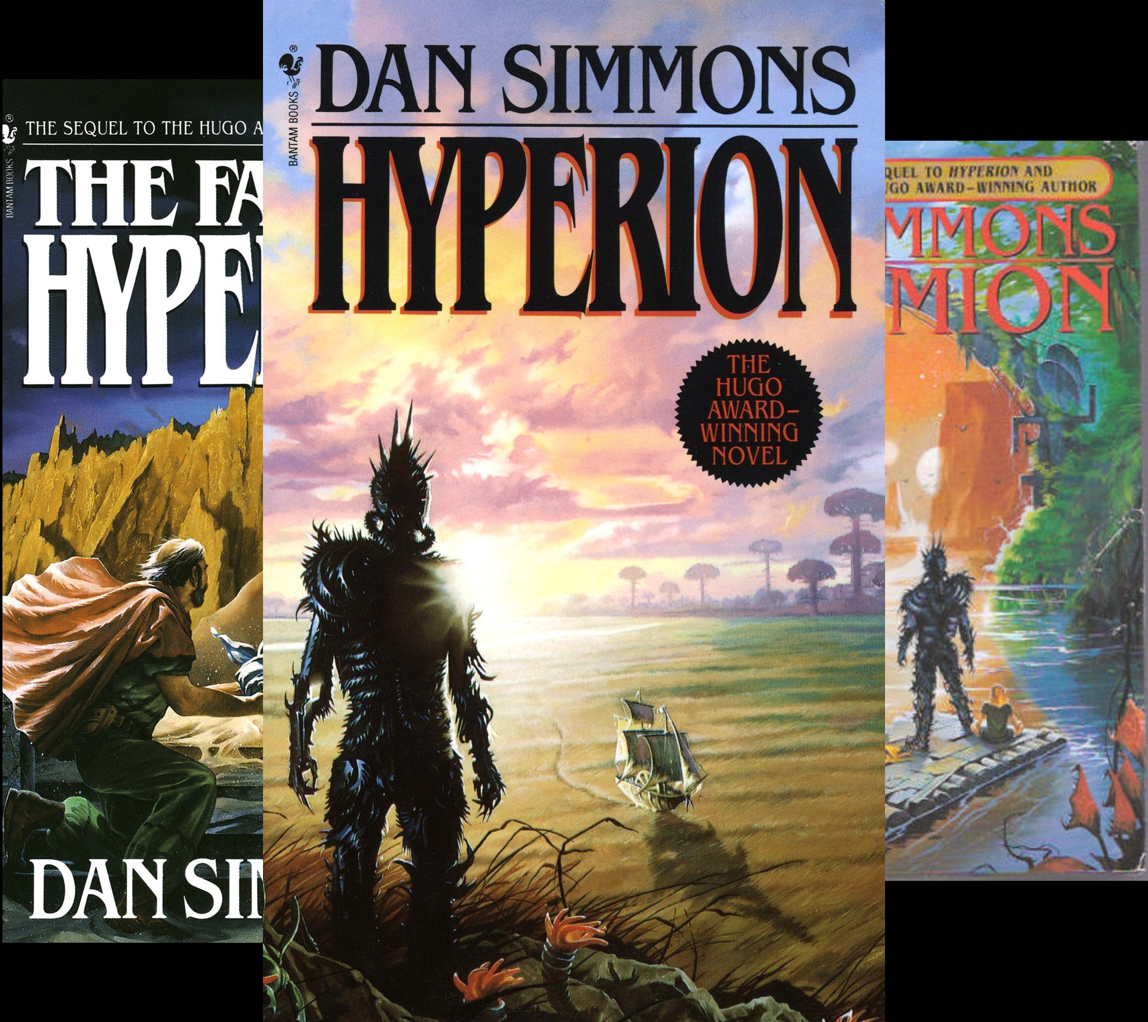 Hyperion Cantos (4 Book Series)