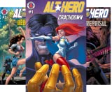 Alt★Hero (4 Book Series)