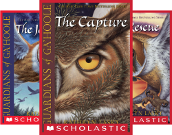 Guardians of Ga'hoole Boxed Set, Books 1-4 (4 Book Series) by  Kathryn Lasky