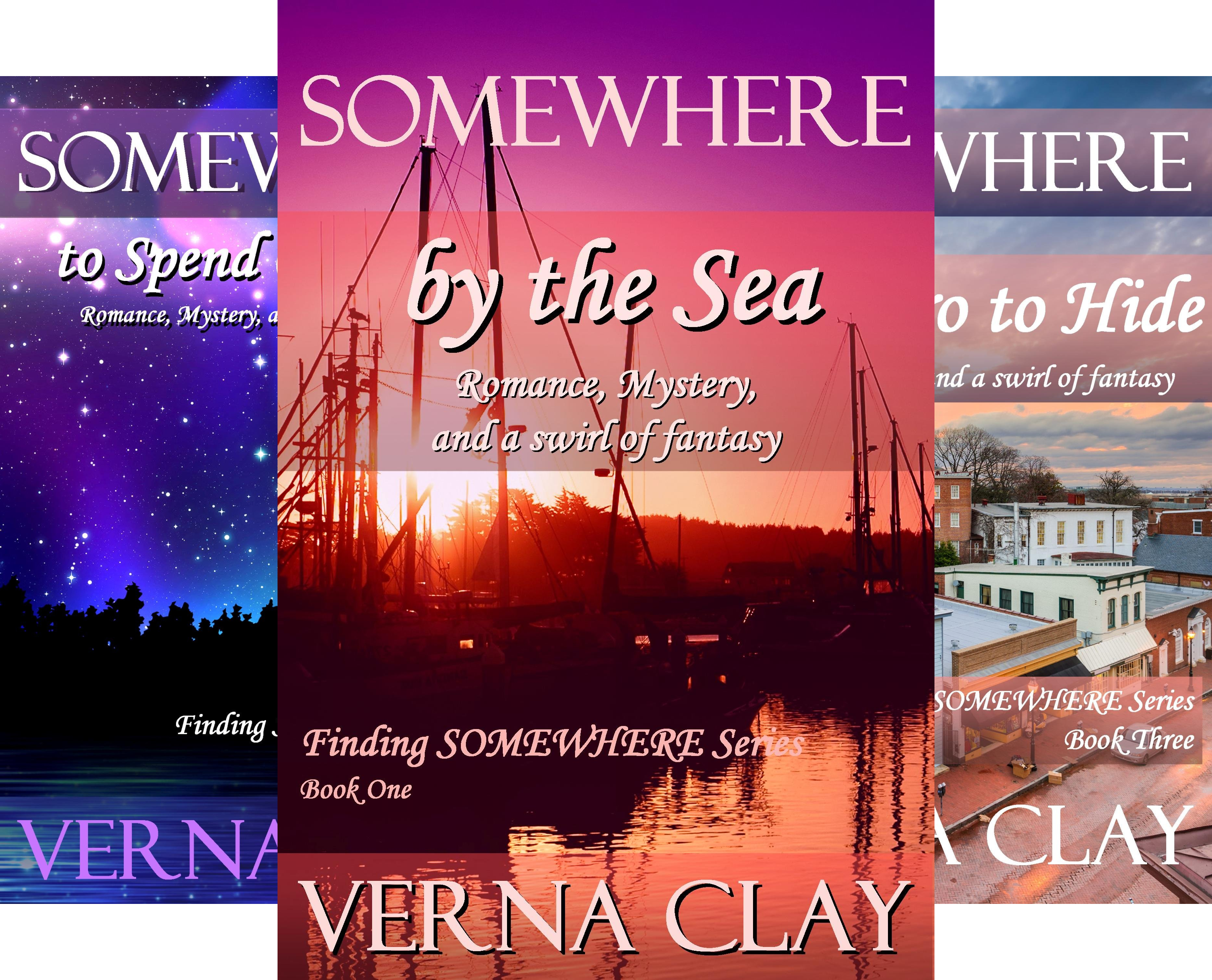 Finding SOMEWHERE Series (3 Book Series)