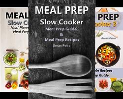 Meal Prep (10 Book Series) by Beran Petra Beran Petra