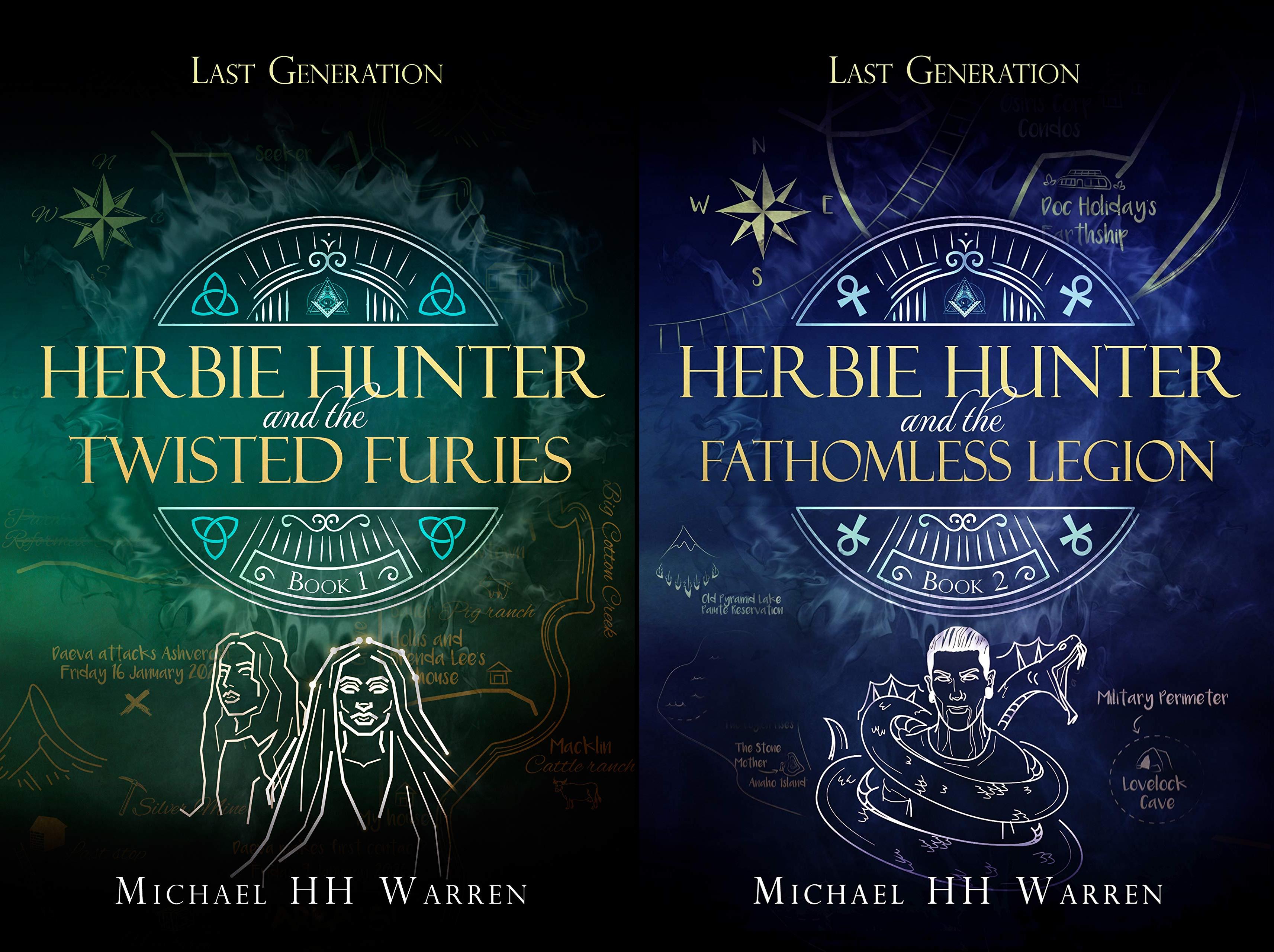 Last Generation (2 Book Series)