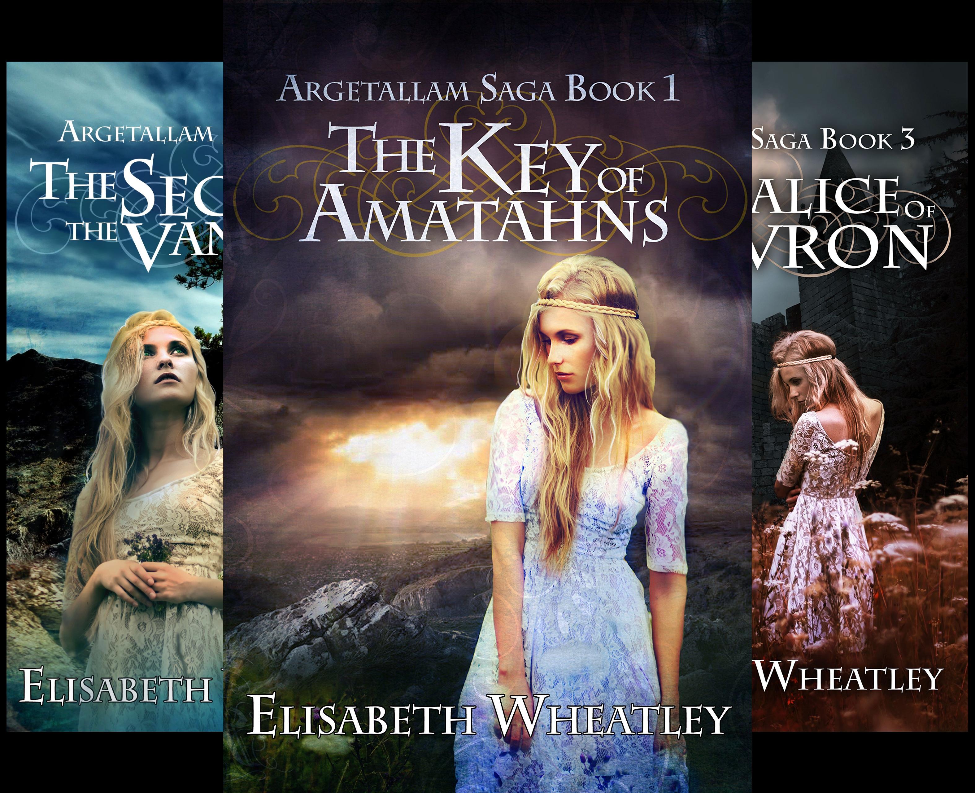 Argetallam Saga (4 Book Series)