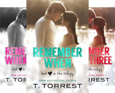 The Remember Trilogy (3 Book Series)