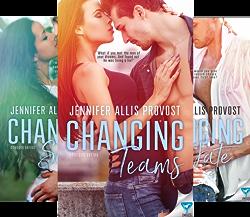 Changing Teams (3 Book Series) by  Jennifer Allis Provost