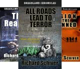 img - for Dreadland Chronicles (3 Book Series) book / textbook / text book
