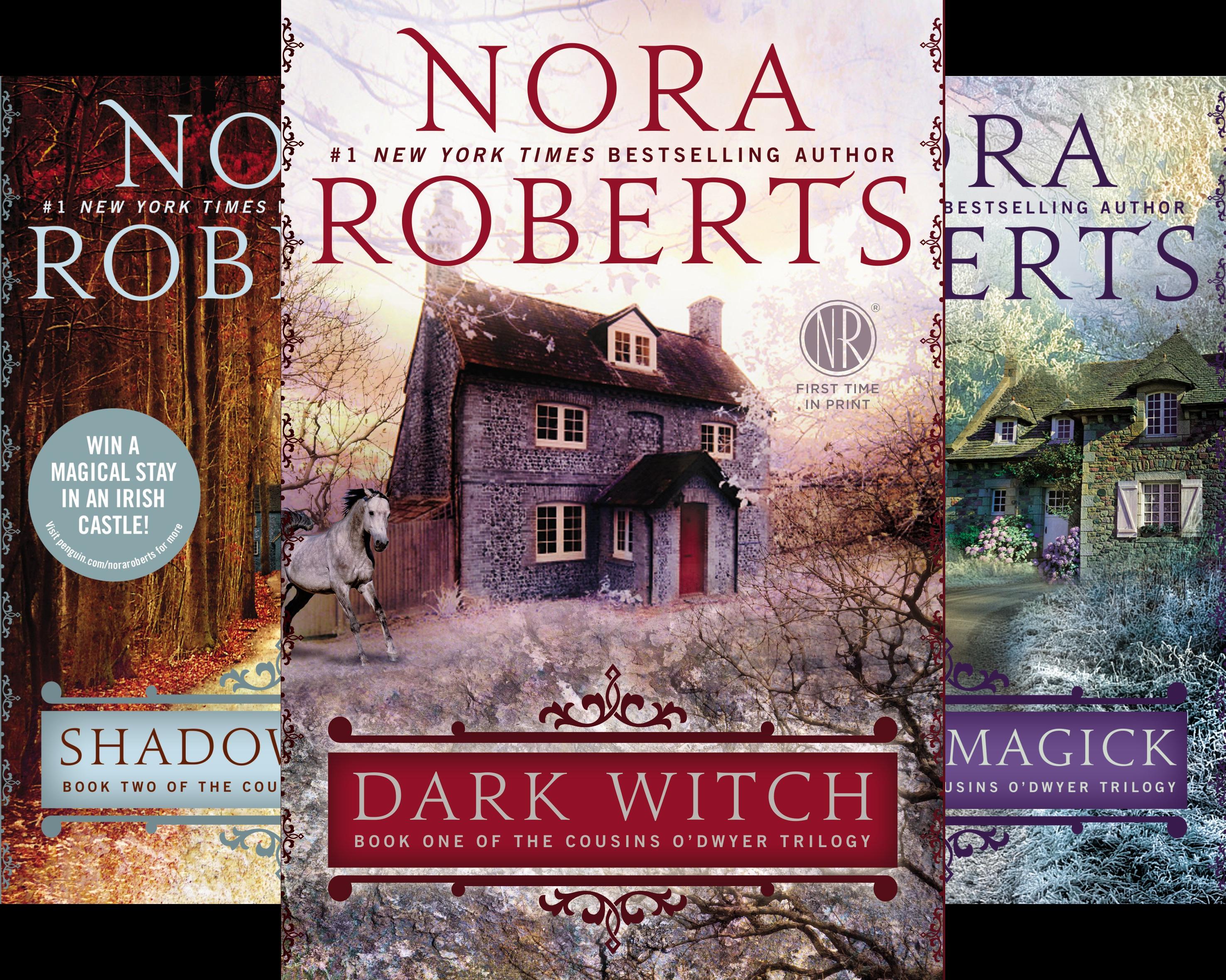 Nora Roberts Paranormal Vampire Romance