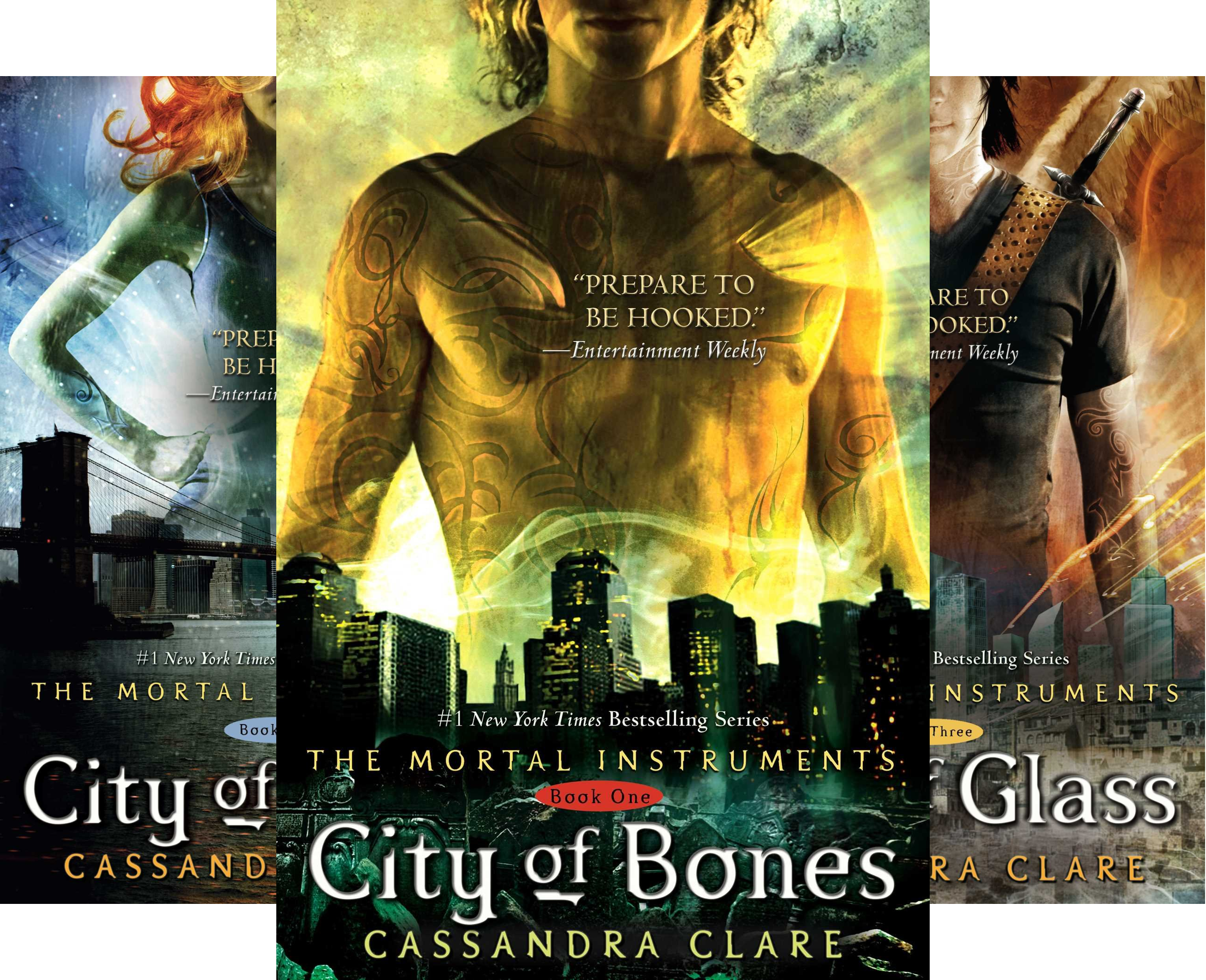 - The Mortal Instruments (6 Books)