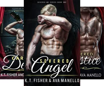 Severed MC (4 Book Series)