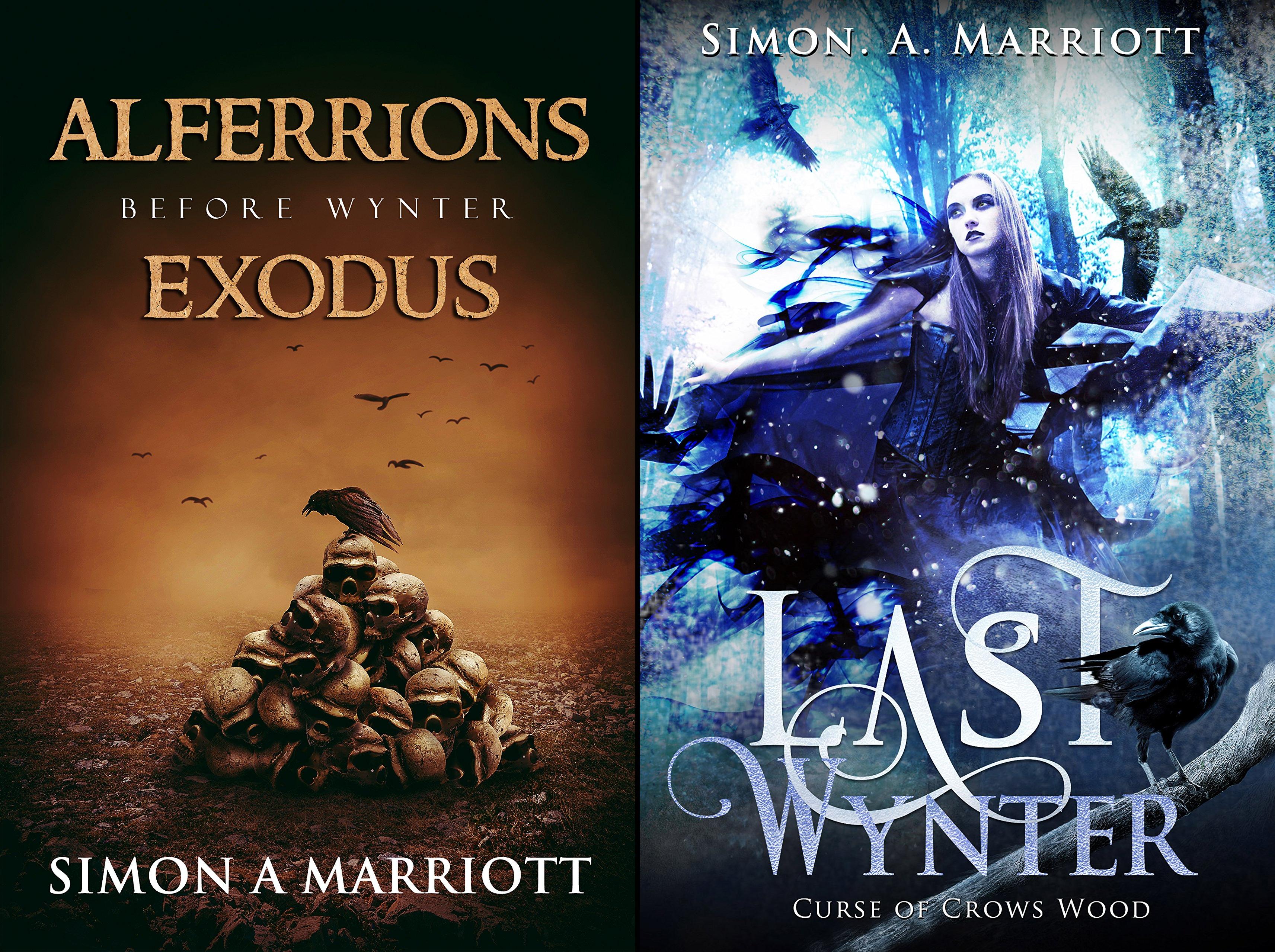Wynter series (2 Book Series)