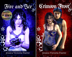 The Aldurian Chronicles (2 Book Series) by  Jessica V. Fisette