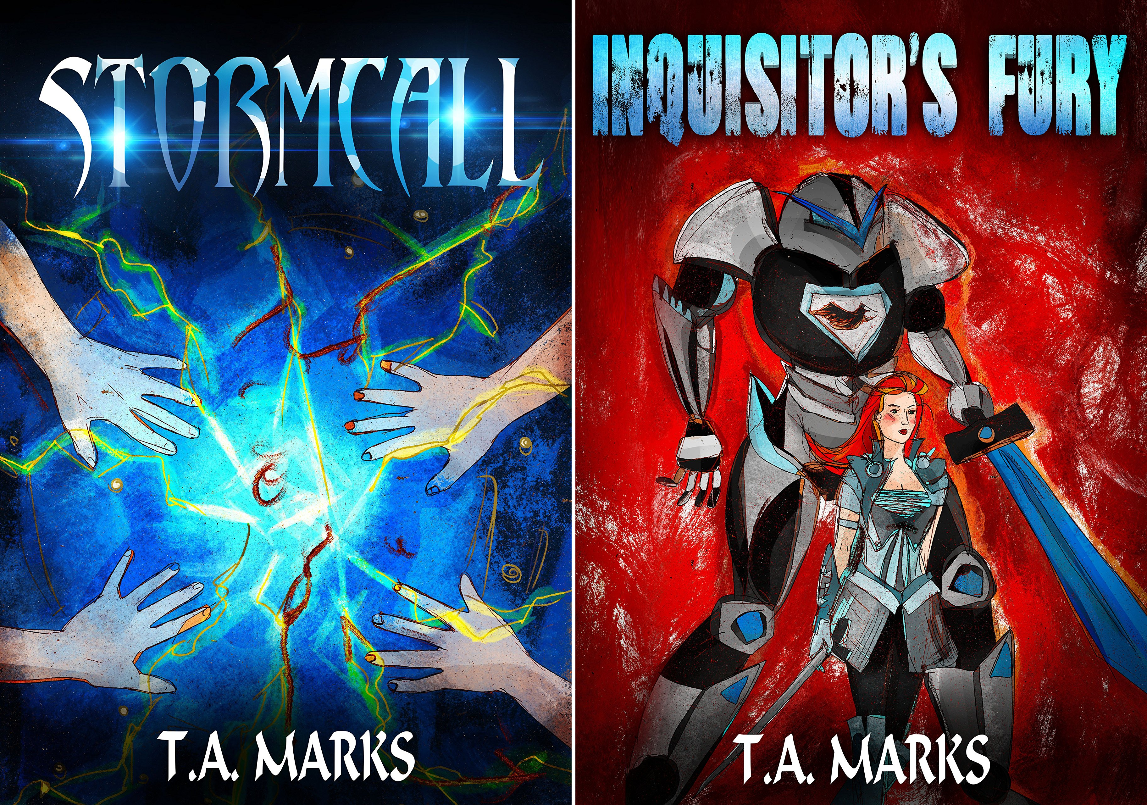 The E.M.F. Chronicles (2 Book Series)
