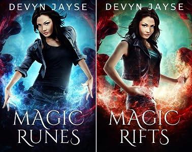 Magic Runes (2 Book Series)