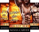Big City Heat (3 Book Series)