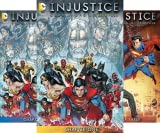 img - for Injustice- Gods Among Us-Year Four (2015-) (18 Book Series) book / textbook / text book