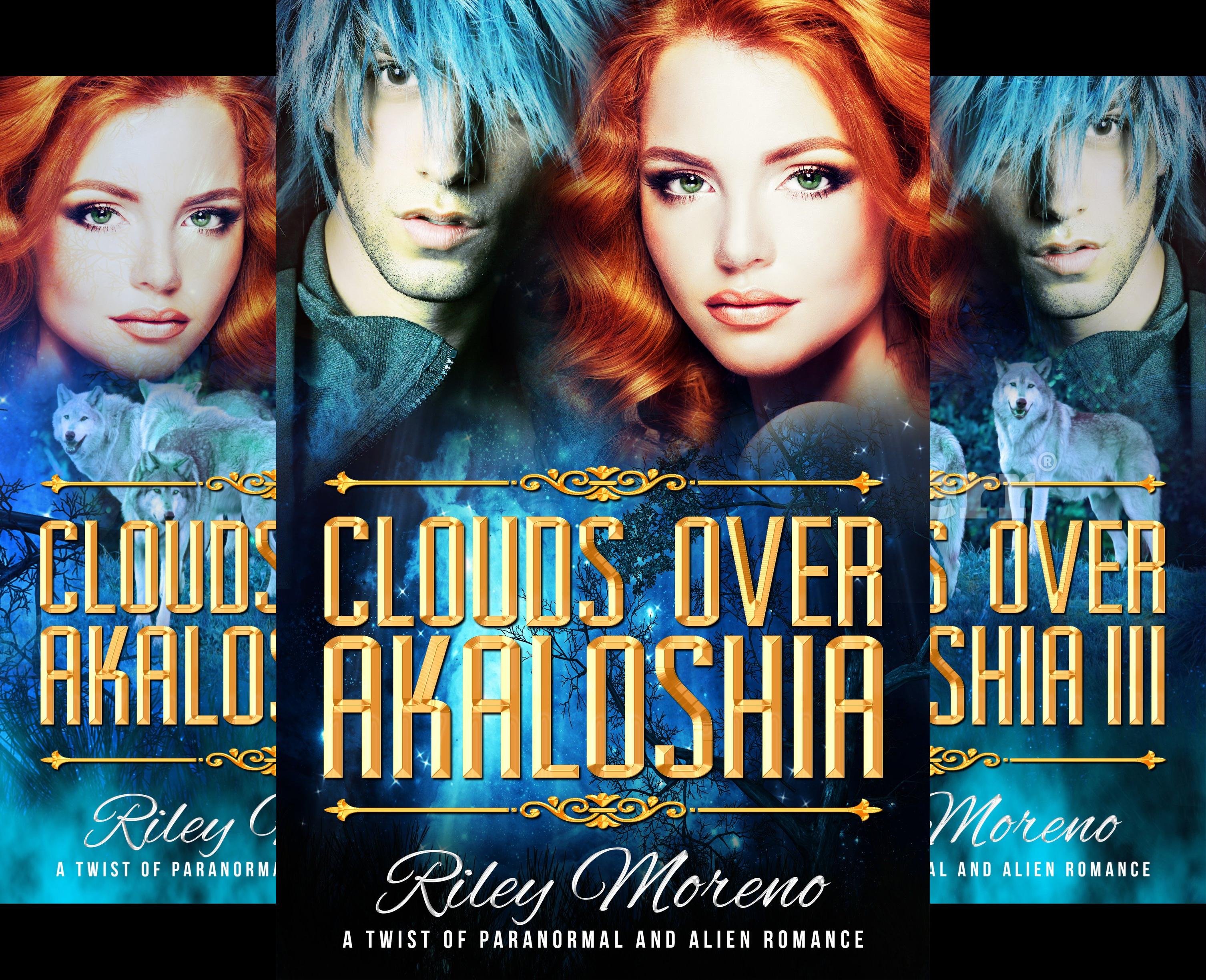 Clouds Over Akaloshia (3 Book Series)