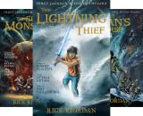 percy jackson and the olympians the graphic novel 3 book series
