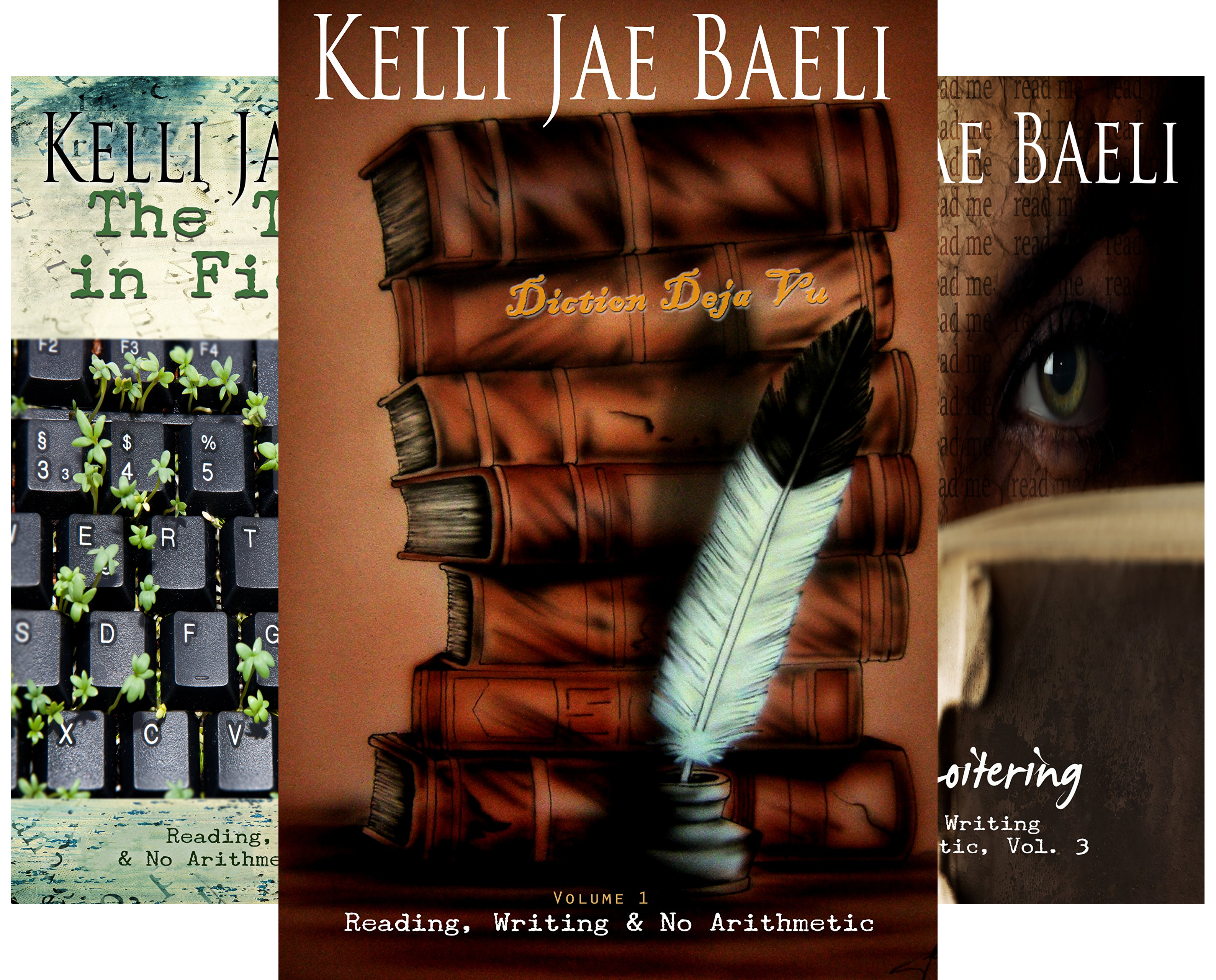 Reading, Writing & No Arithmetic (3 Book Series)
