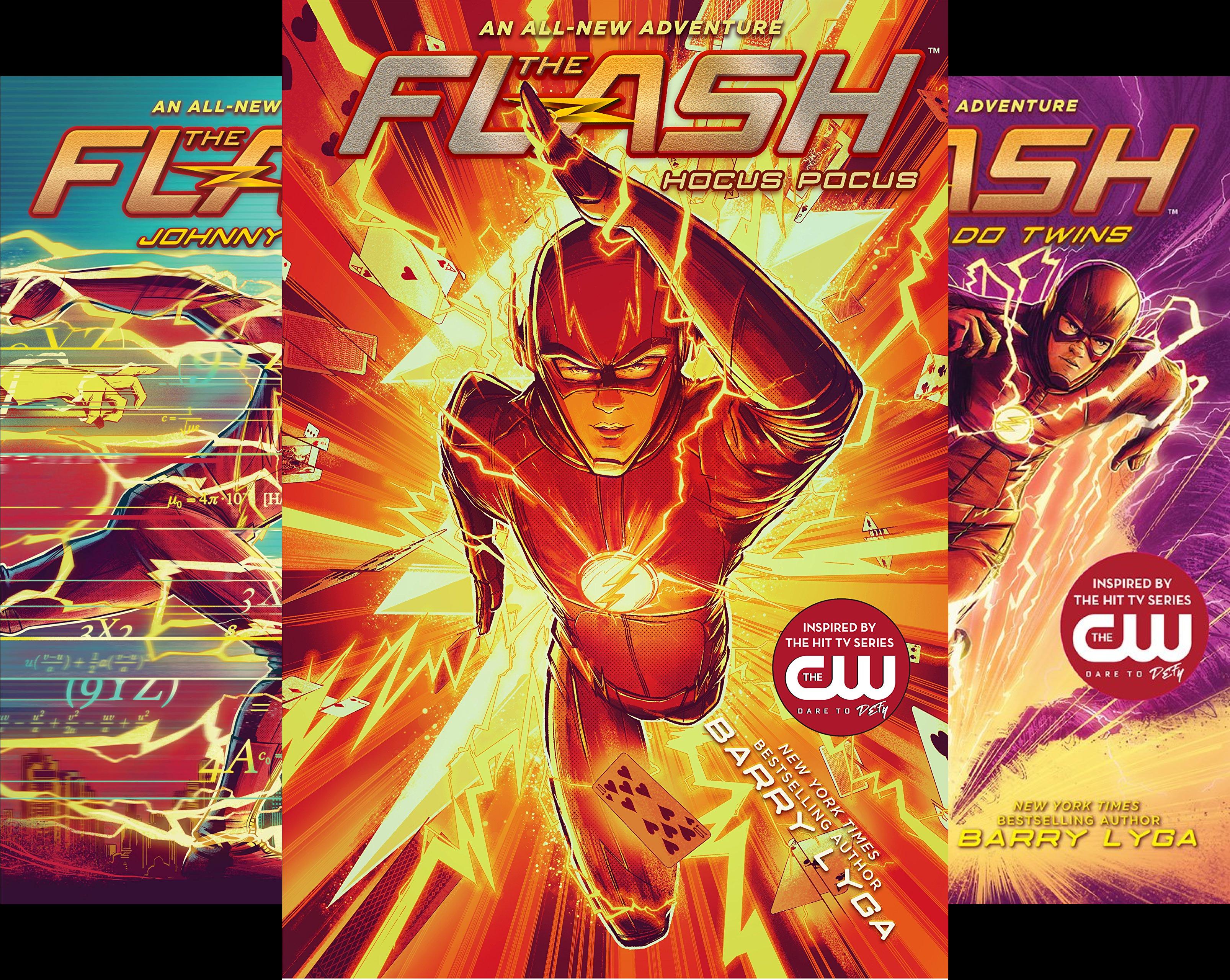 Flash (3 Book Series)