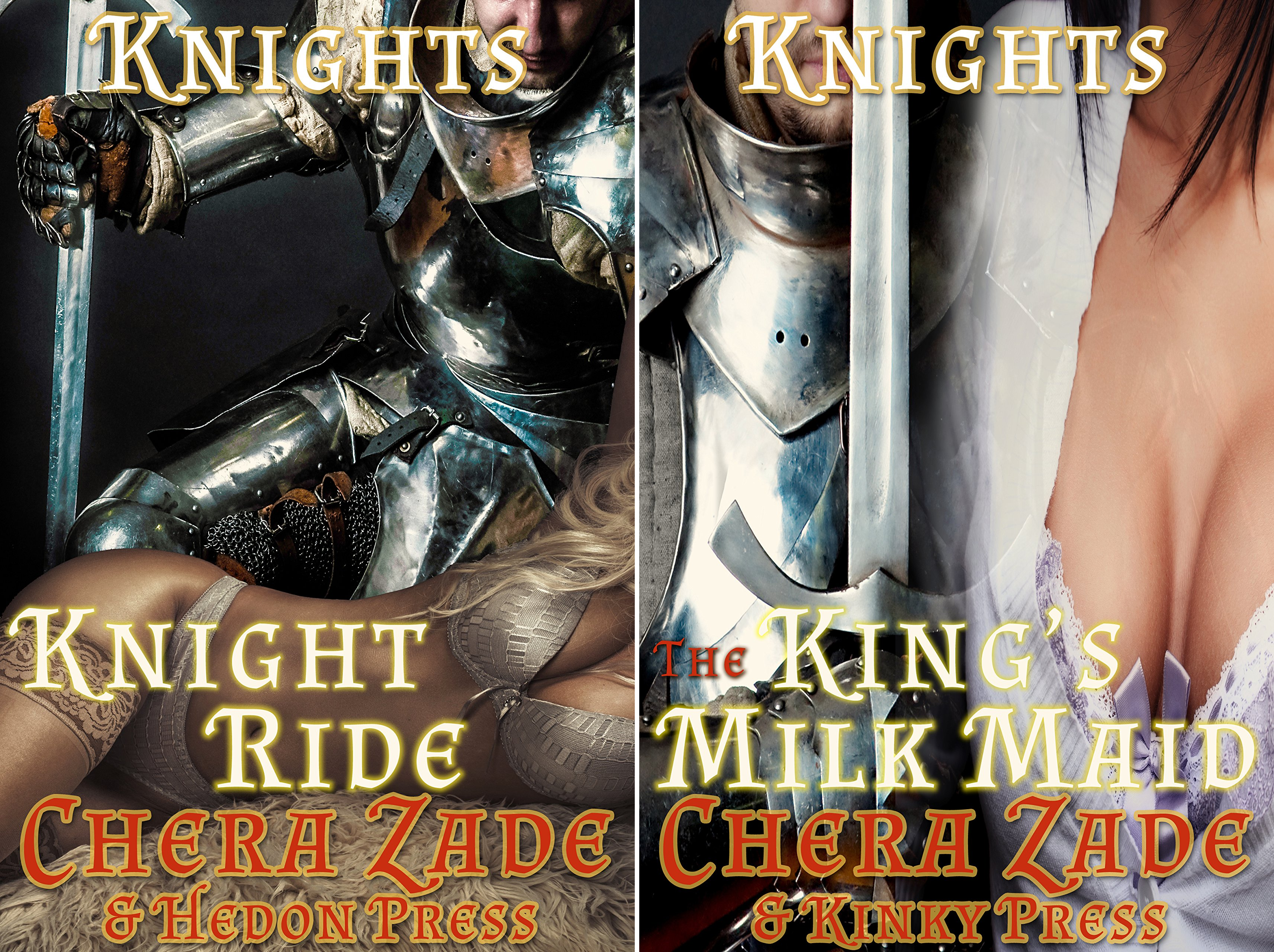 Hedon Knights (2 Book Series)