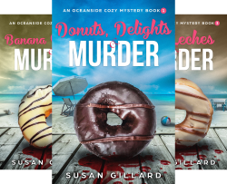 An Oceanside Cozy Mystery (17 Book Series) by  Susan Gillard