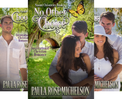 The Naomi Chronicles (3 Book Series) by  Paula Rose Michelson