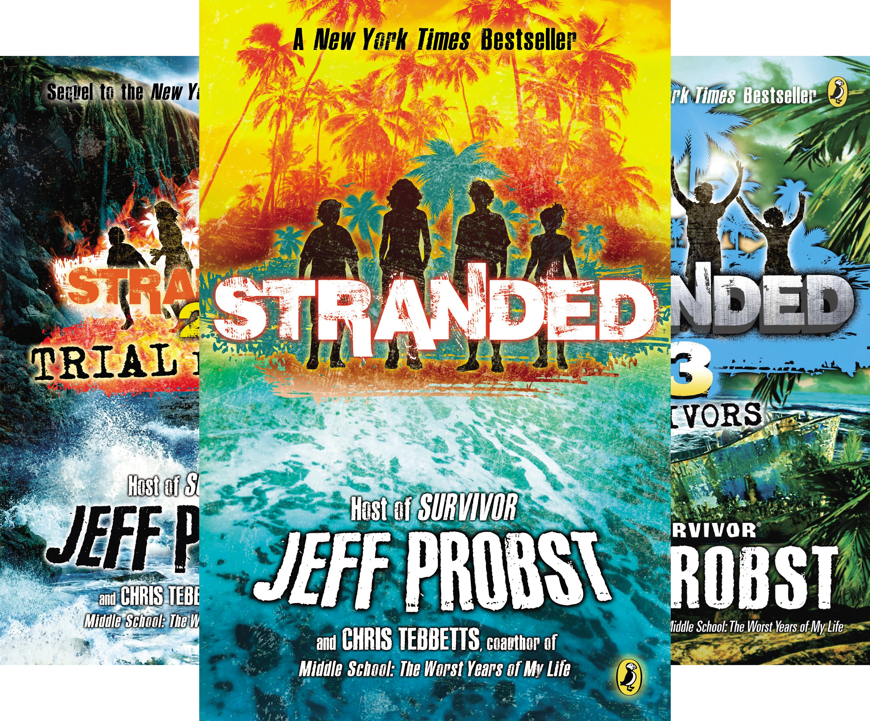 Stranded (3 Book Series)