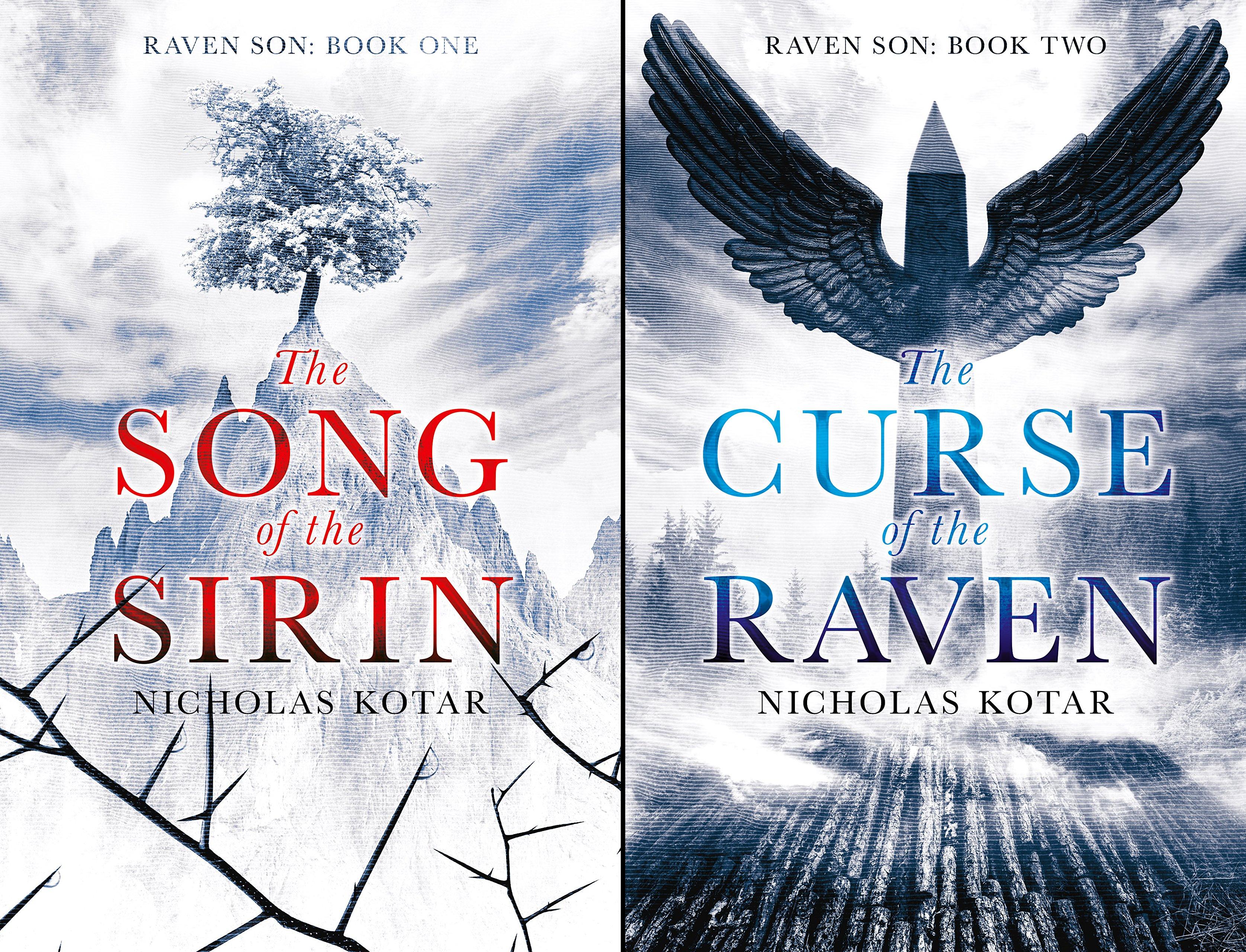 Raven Son (2 Book Series)