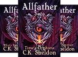 img - for Allfather Saga (3 Book Series) book / textbook / text book