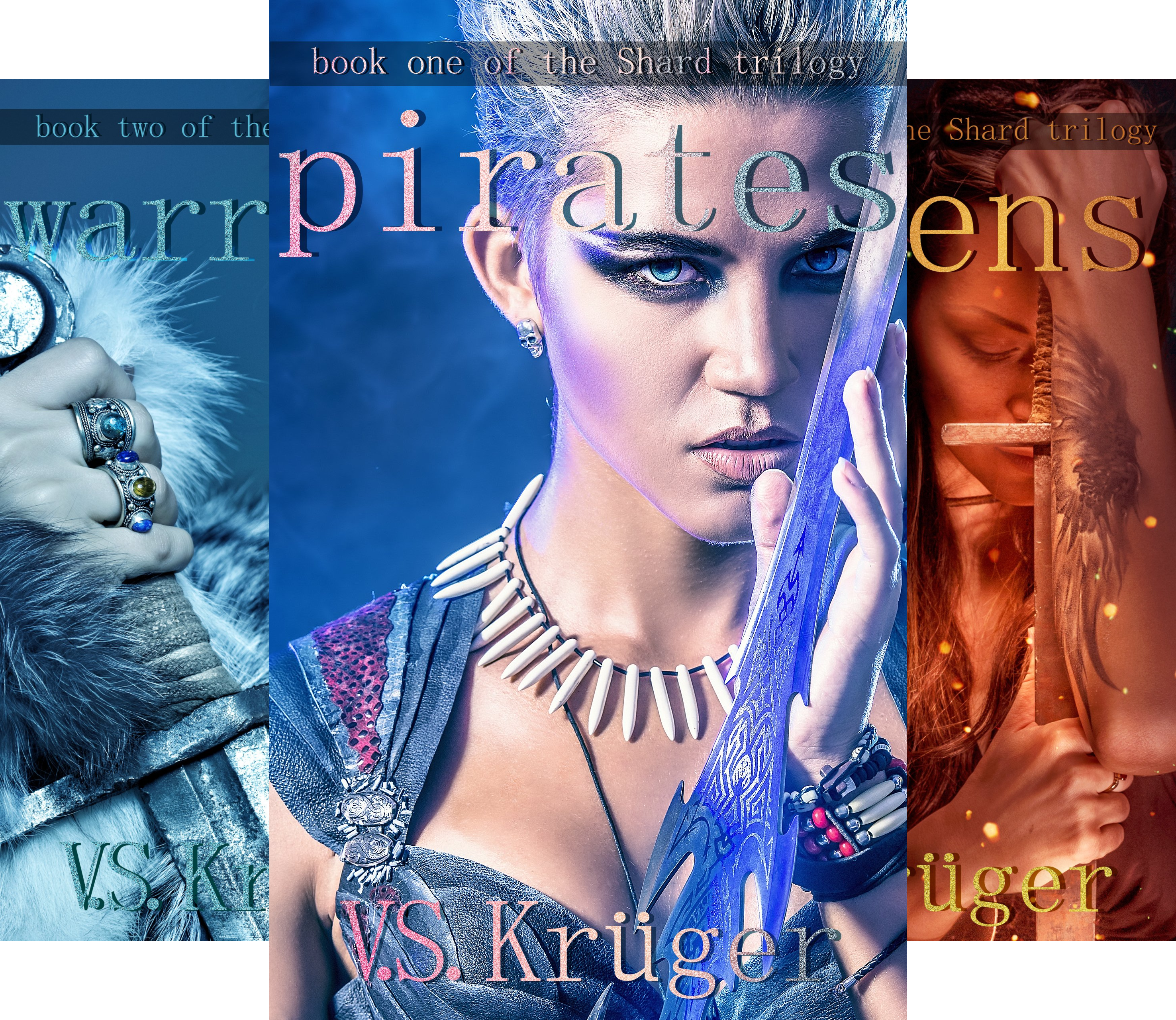 Shard Trilogy (3 Book Series)