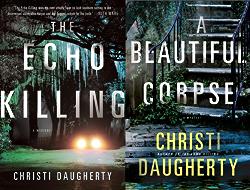 A Harper McClain Mystery (2 Book Series) by  Christi Daugherty