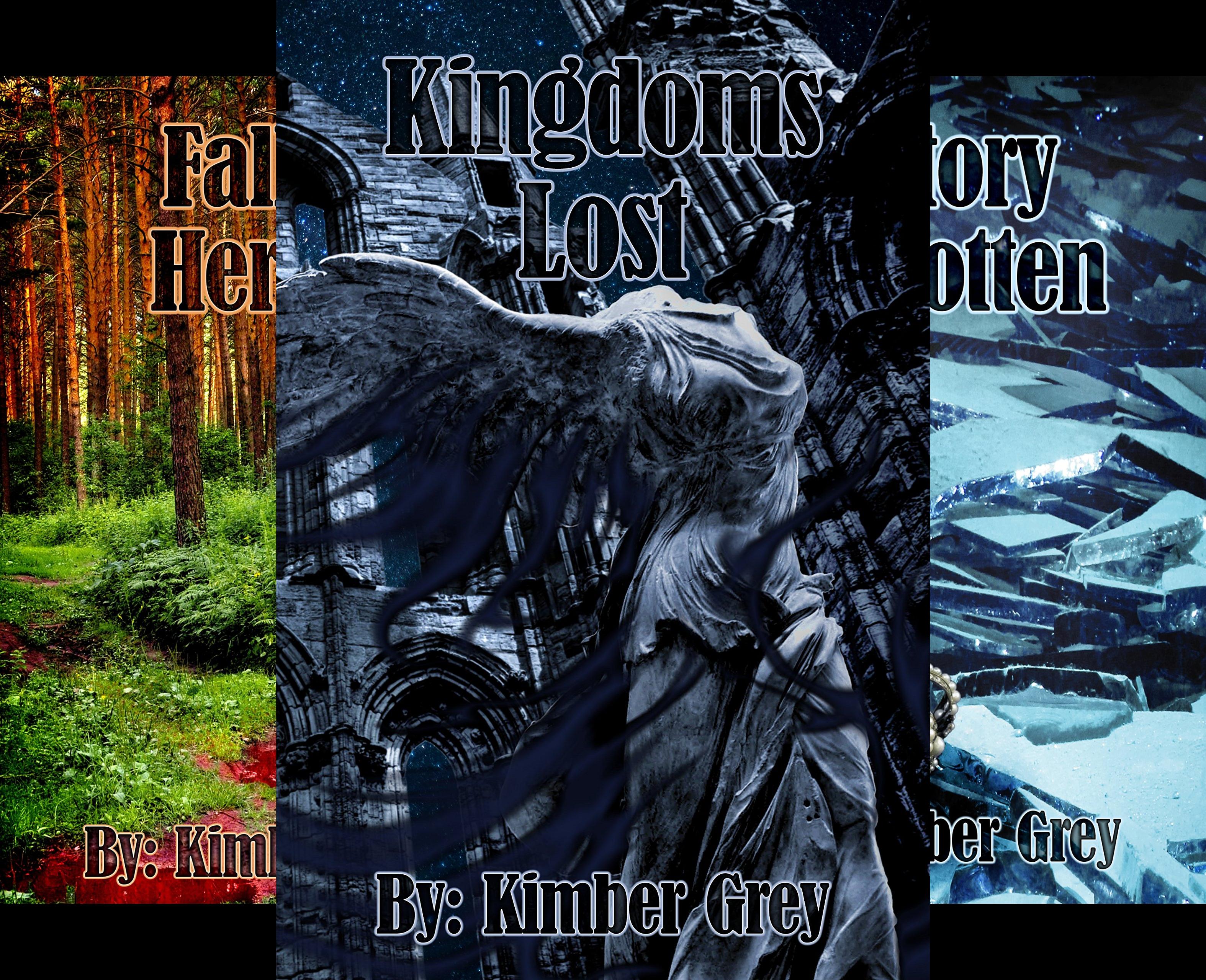 Rise of Faiden (3 Book Series)