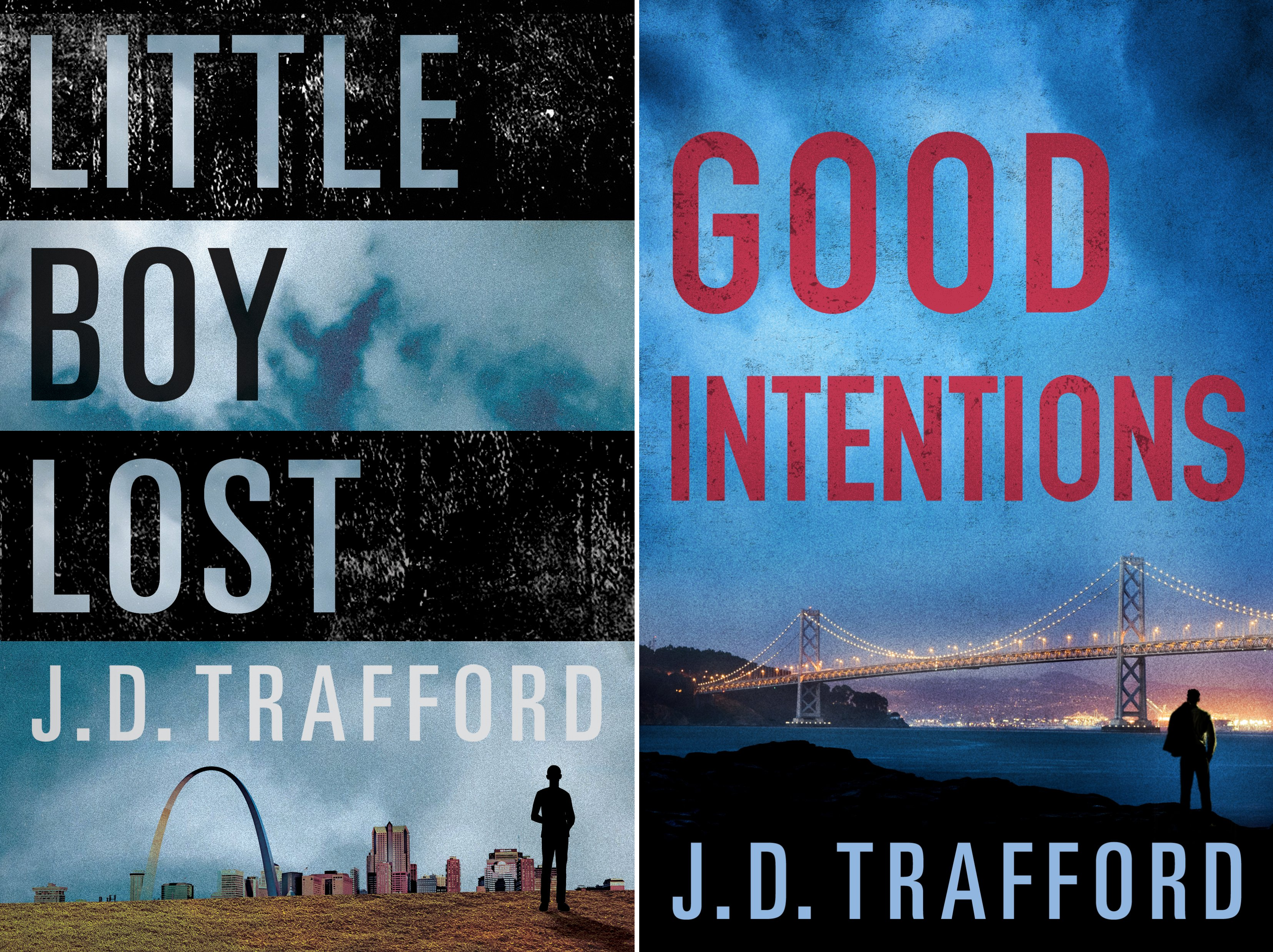 The J. D. Trafford Collection (2 Book Series)