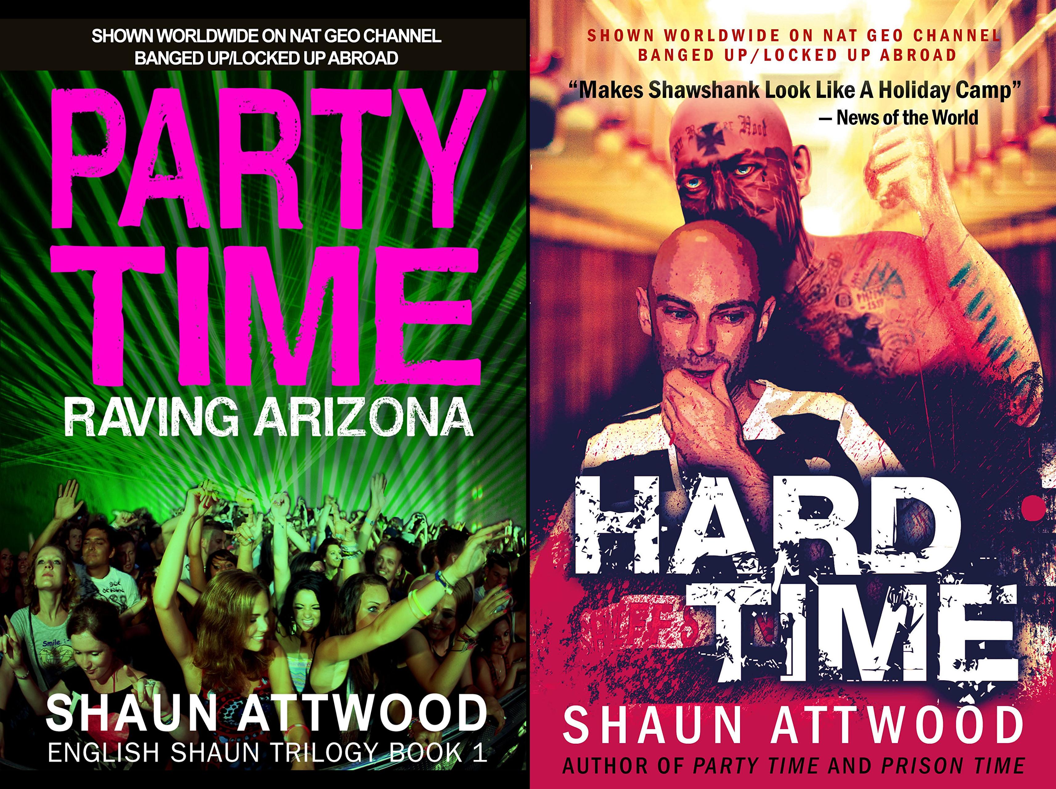 English Shaun Trilogy (2 Book Series)