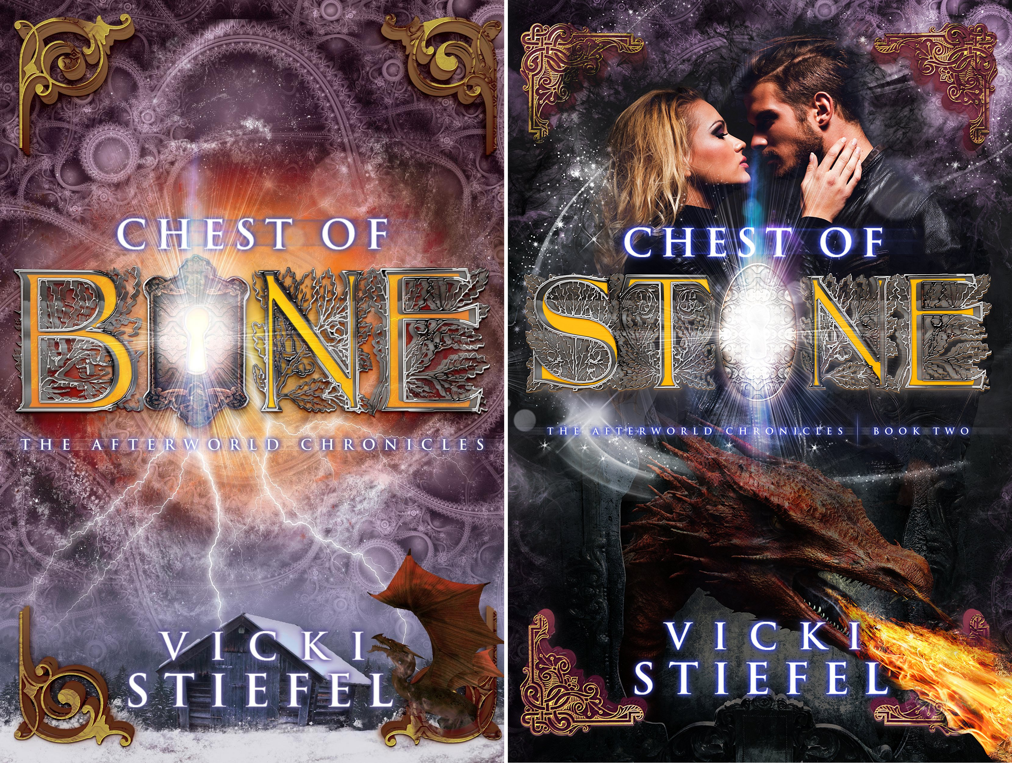 The Afterworld Chronicles (2 Book Series)