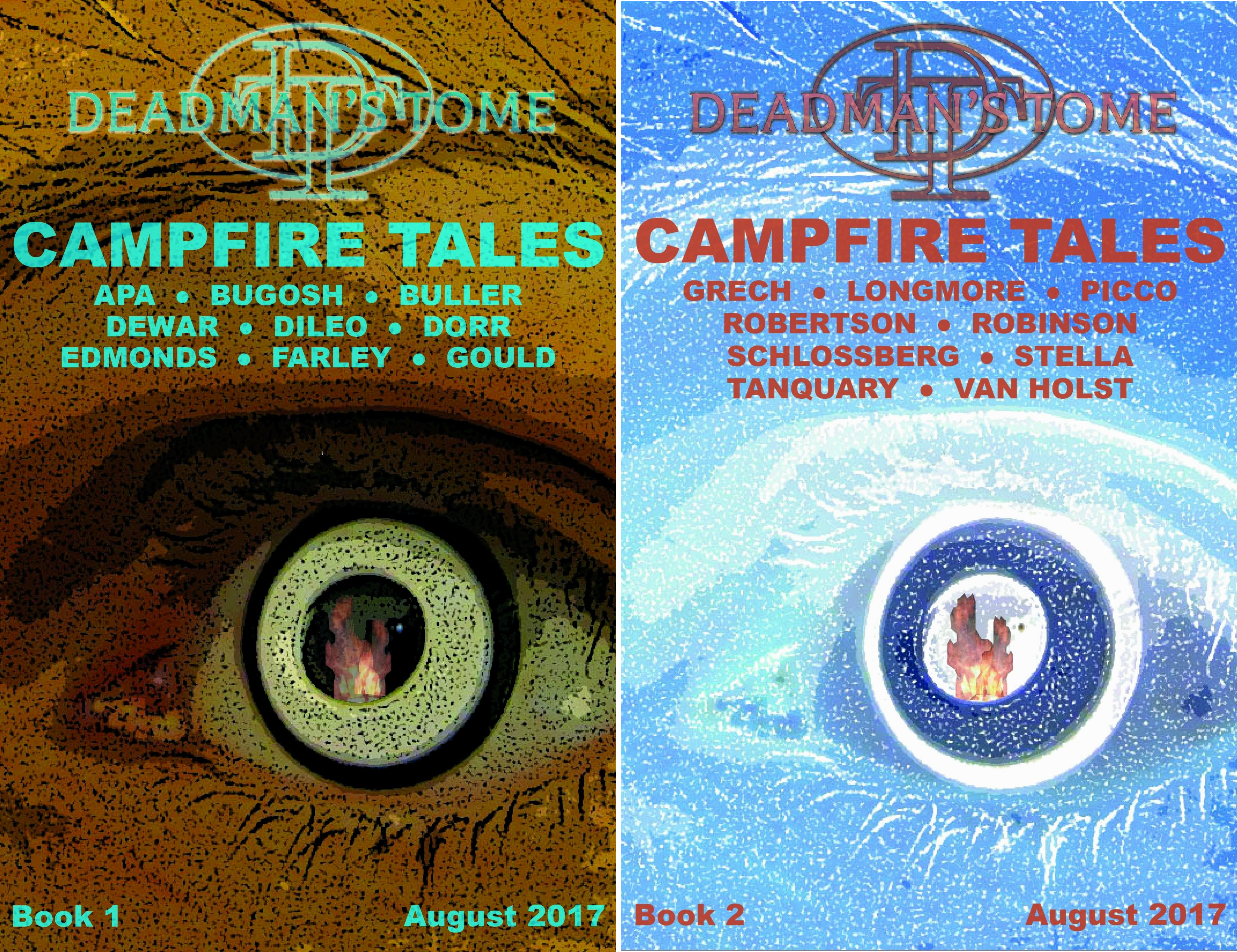 Campfire Tales (2 Book Series)