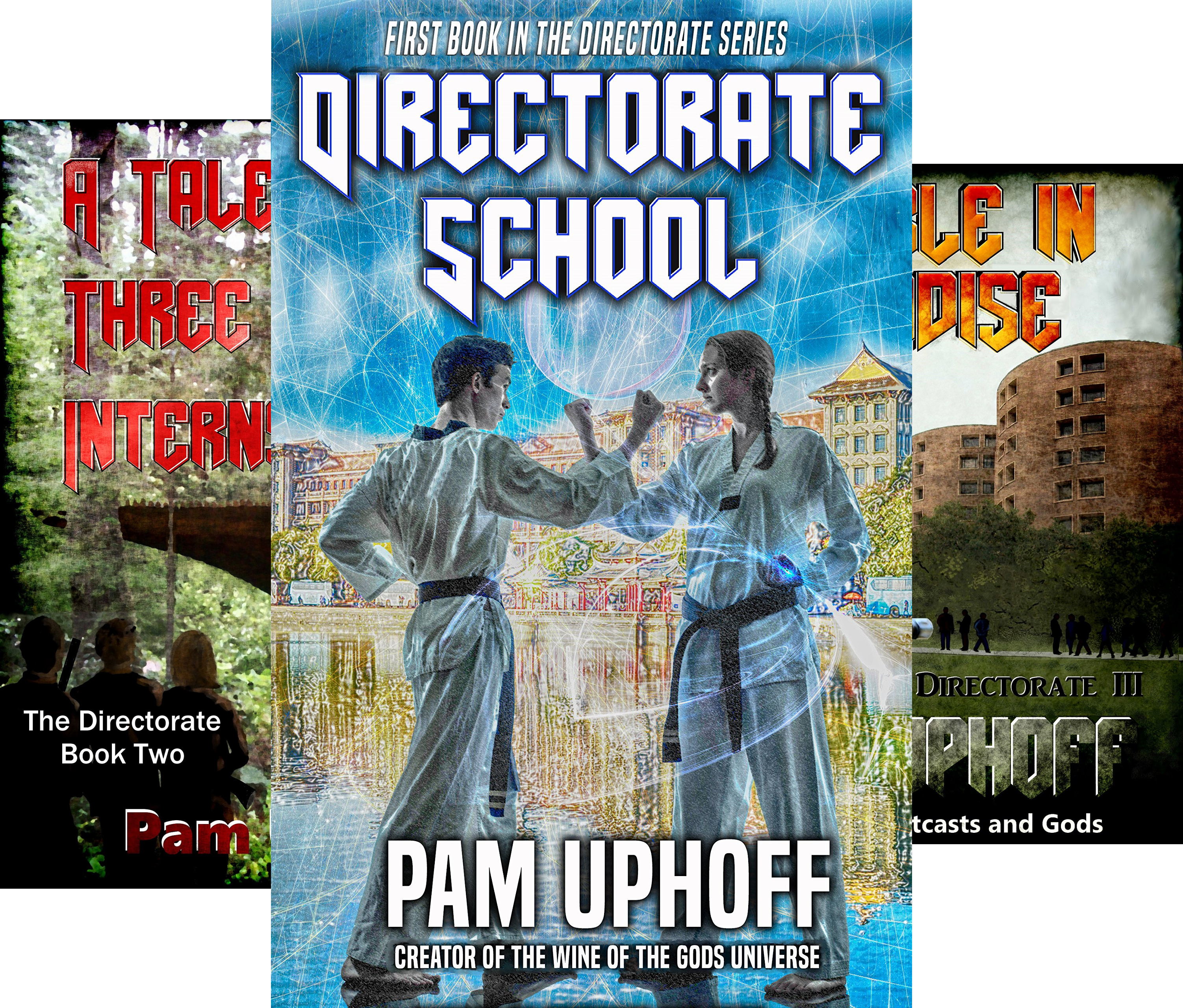 The Directorate (4 Book Series)
