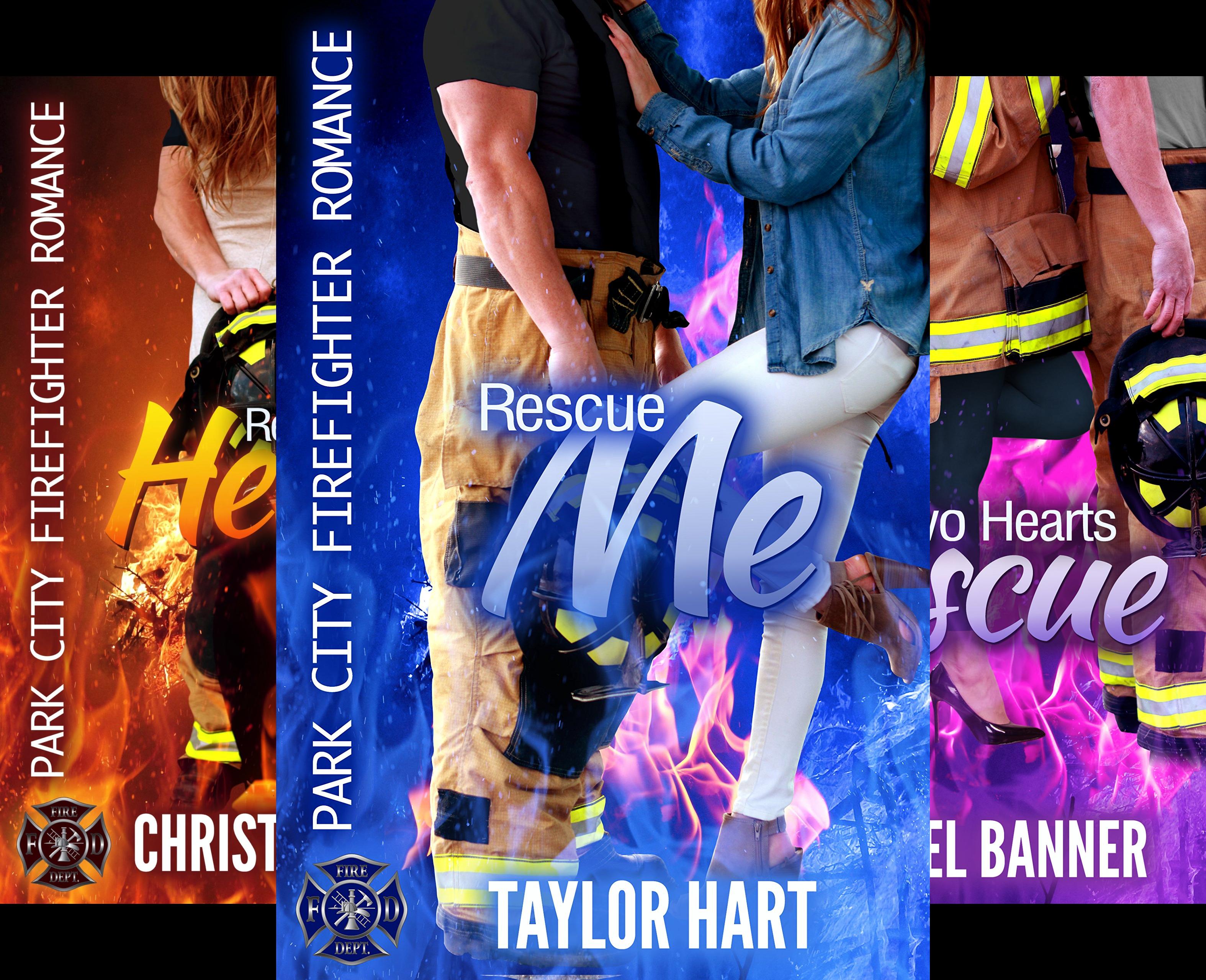 Park City Firefighter Romance (5 Book Series)