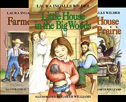 Little House by  Laura Ingalls Wilder