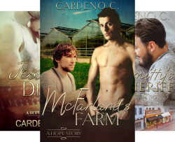 Hope Collection (3 Book Series) by  Cardeno C.