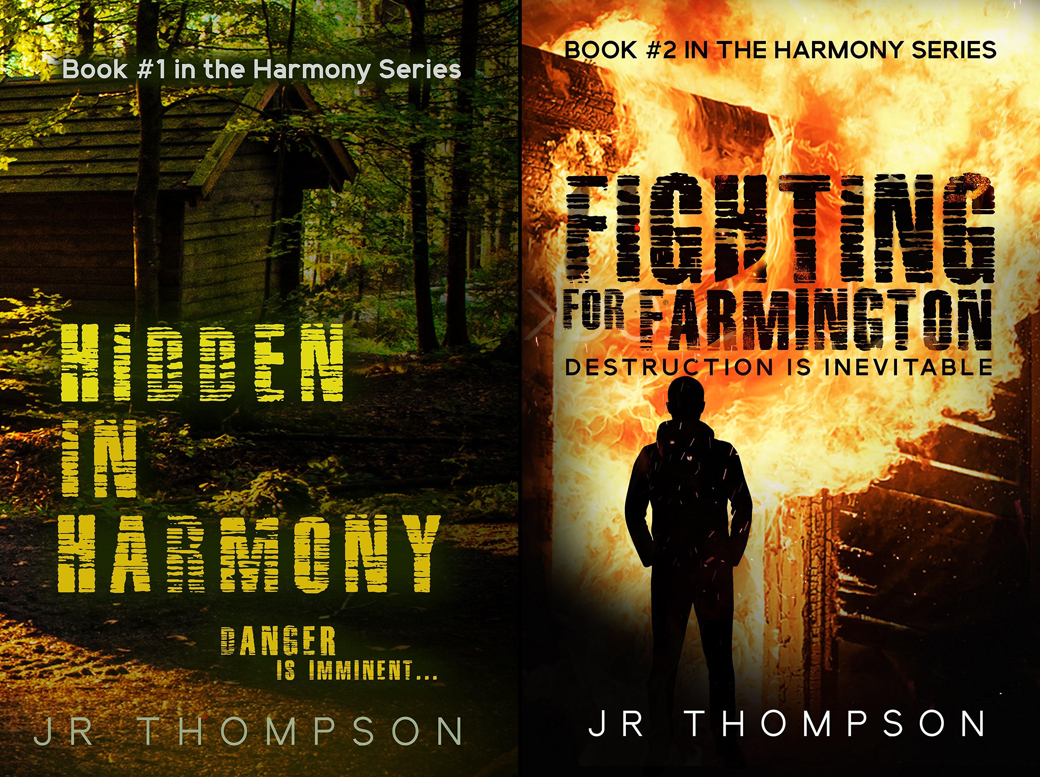 Harmony Series (2 Book Series)