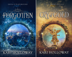 Devil's Playground (2 Book Series) by  Kari Holloway