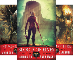 The Witcher (5 Book Series)
