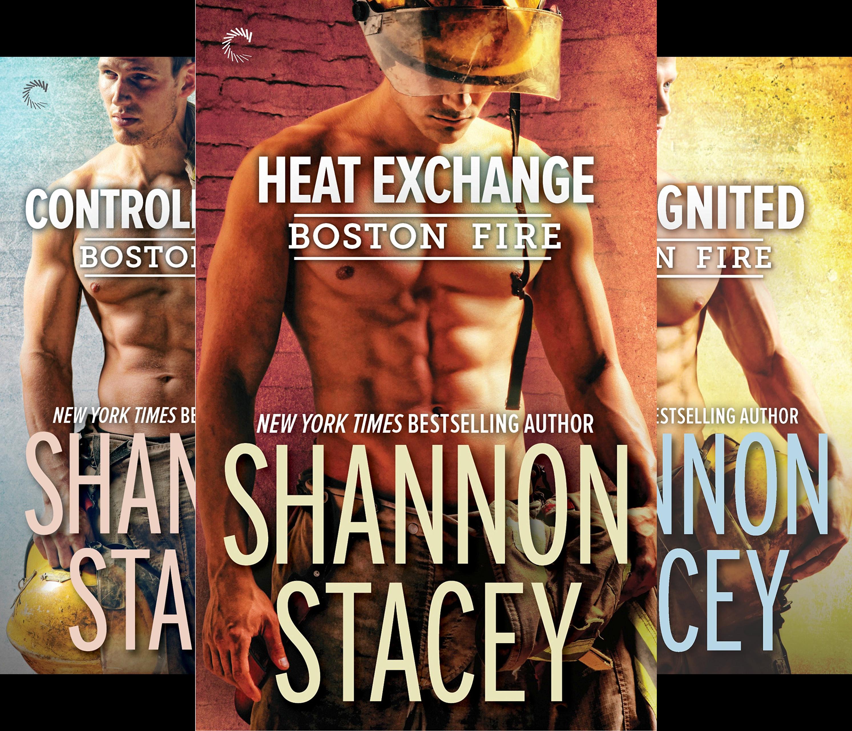Boston Fire (4 Book Series)