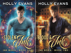 Ink Born (LGBT+ Urban Fantasy)
