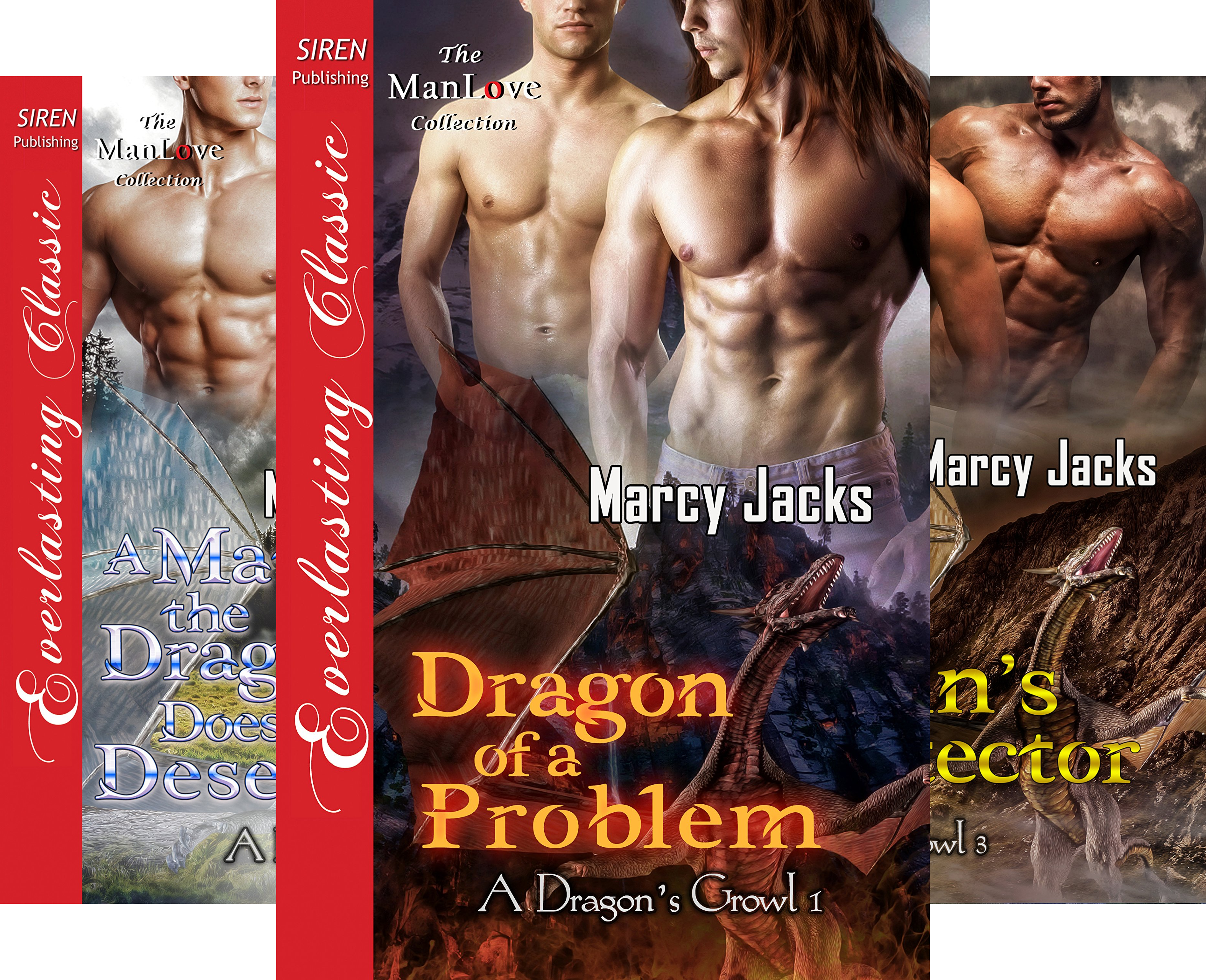 A Dragon's Growl (9 Book Series)