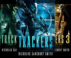 Trackers (4 Book Series) by  Nicholas Sansbury Smith