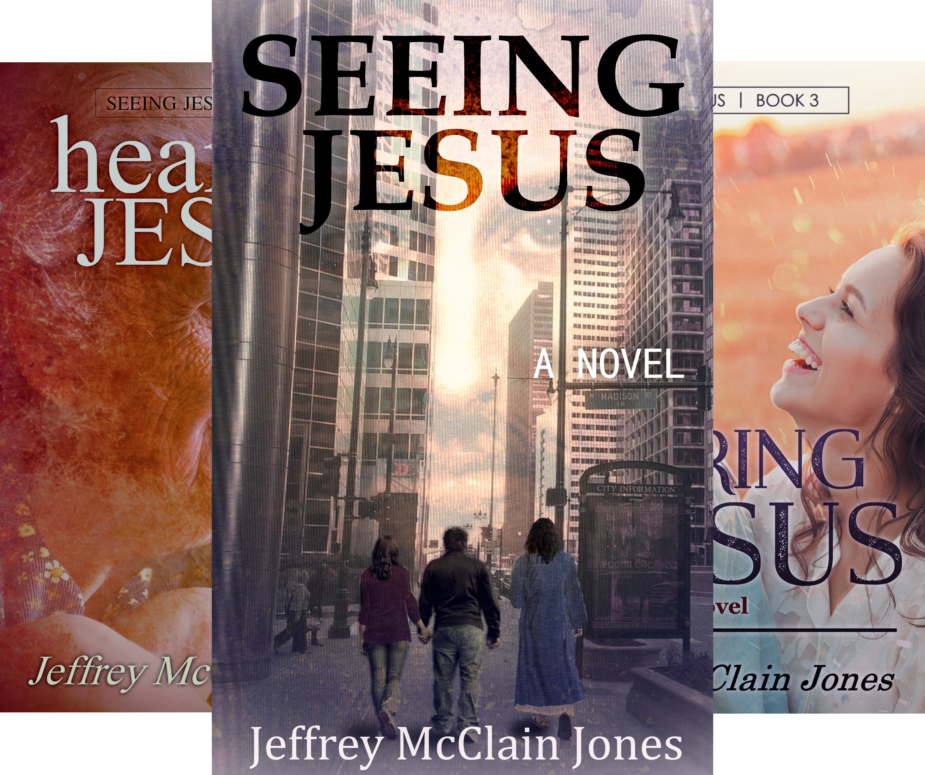 Seeing Jesus (4 Book Series)